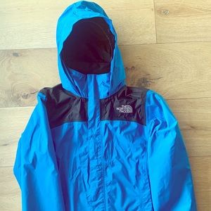 North Face Size 10/12 Resolve Lightweight Jacket
